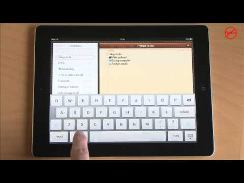 Adding Symbols To Text On The Iphone Ipad And Ipod Touch Youtube