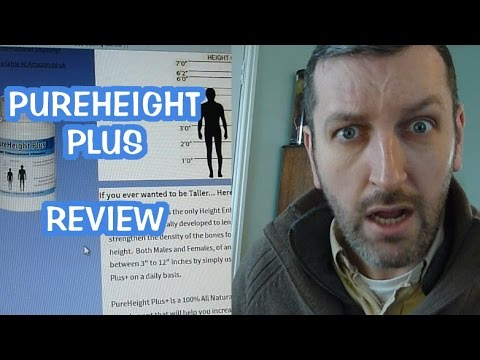 PureHeight Plus Review - Legit or Scam?
