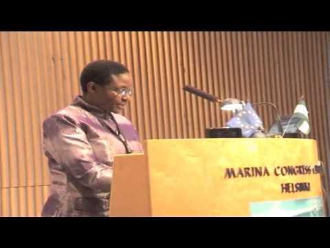 Vera Brenda Ngosi - eI-Africa Conference - Helsink...