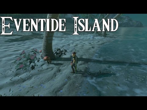 The Legend of Zelda Breath of the Wild - Eventide Island