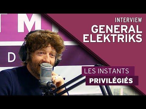 General Elektriks Interview Hotmixradio