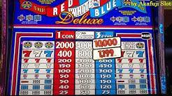 DOUBLE BUCKS $1 Slot & Red White Blue $1 Slot Akafujislot