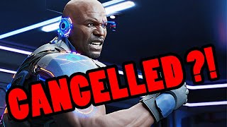 Wait, Crackdown 3 Getting Cancelled?!