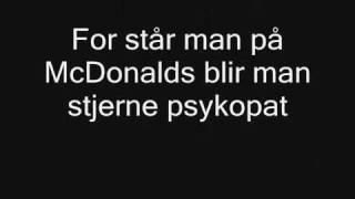 McDonald Sangen - Dan Andersen