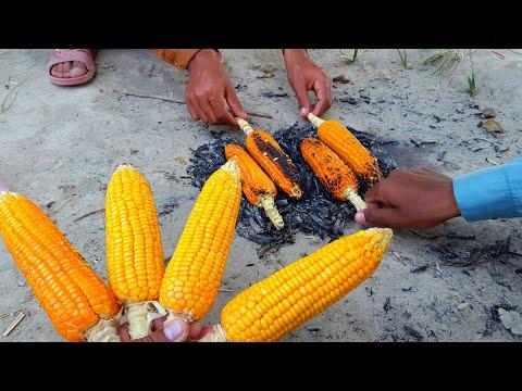Bhutta Desi Recipe | Punjab Village Foods | Pakistani Rural Life