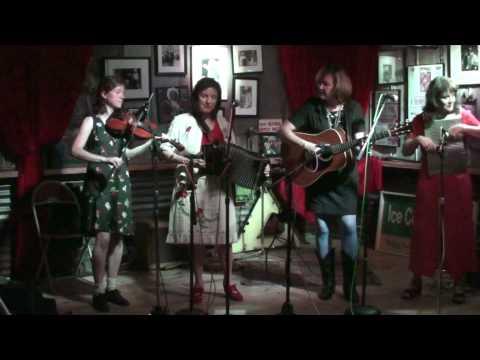 The Magnolia Sisters performing Cajun favorite