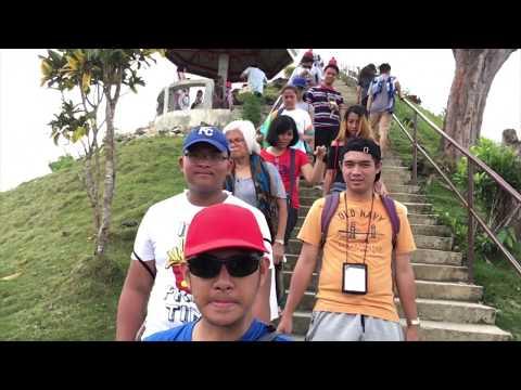 Bohol Land Tour 2017