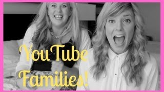 YouTube Families with Grace Helbig!!!
