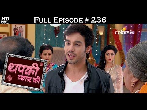 Thapki Pyar Ki - 26th February 2016 - थपकी प्यार की - Full Episode (HD)