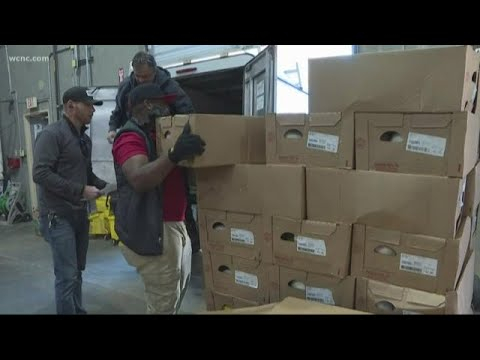 Loaves And Fishes In Charlotte Food Pantries Helping Families