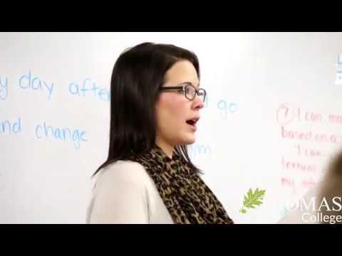 Kelsea Carter '17 - Lake Region Middle School