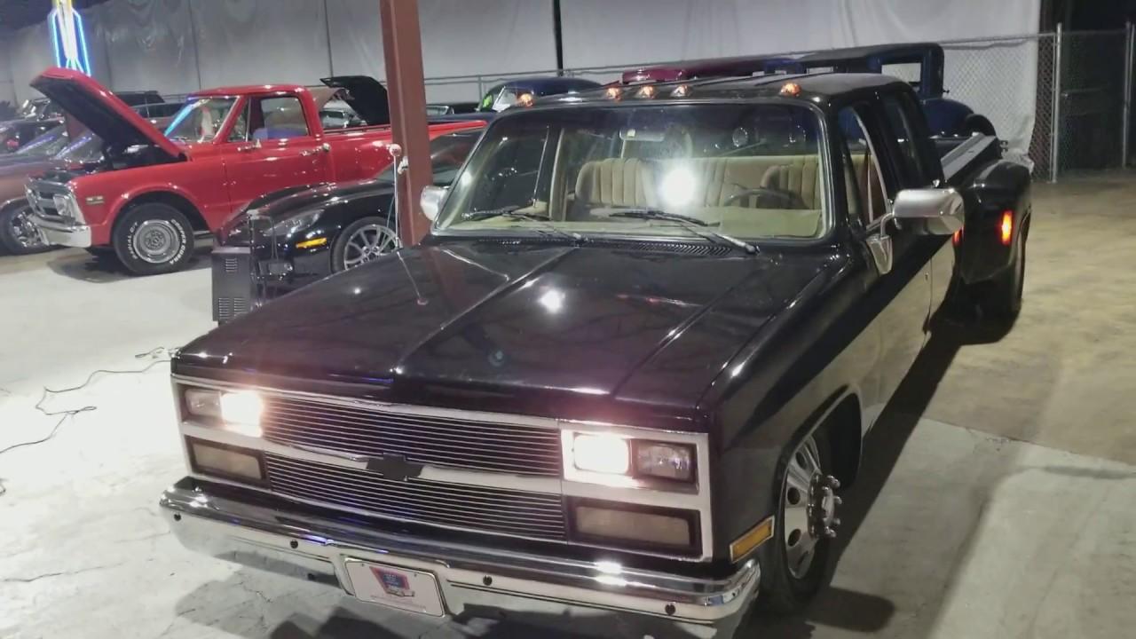 1987 chevy c30 lowering kit