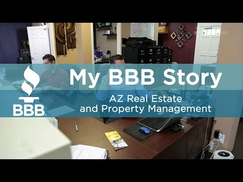 My Bbb Story Arizona Real Estate And Property Management