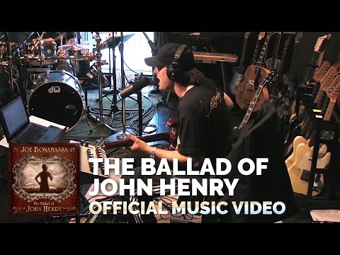 "Joe Bonamassa - ""The Ballad of John Henry"" - Official Music Video"