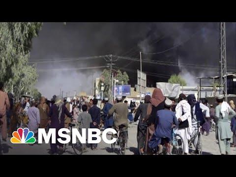 Biden Deploys 5,000 Troops To Afghanistan To Aid In 'Safe Drawdown'