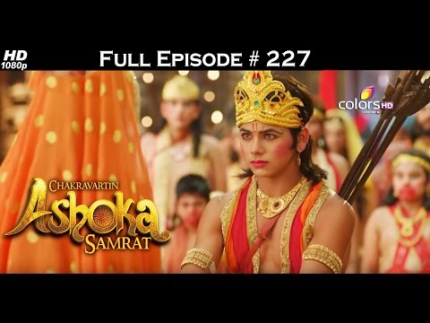 Chakravartin Ashoka Samrat - 14th April 2016 - चक्रवतीन अशोक सम्राट - Full Episode (HD)
