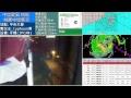 梅姬颱風中央大學風雨實況 (Typhoon Megi@National Central University)-Live