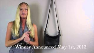 Worldwide Coach Handbag Giveaway by My Darling Vintage