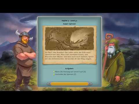 Viking Saga: The Cursed Ring - Chapter 4, Level 32 - Expert, 3 stars