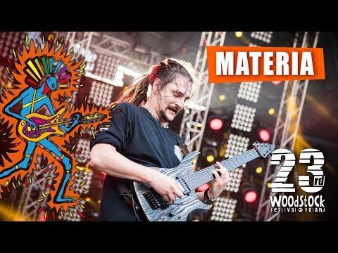 Materia #Woodstock2017
