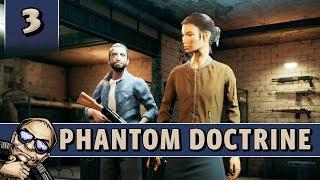 Phantom Doctrine - KGB Campaign - Part 3 - Infiltration