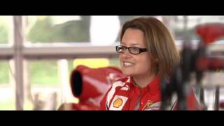 Shell представляет Shell V-Power Racing