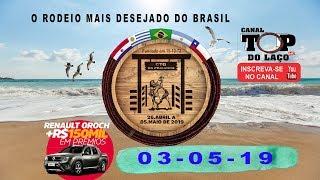 15º Rodeio Internacional e 47º Rodeio Nacional CTG Os Praianos - São José - SC - Ao vivo