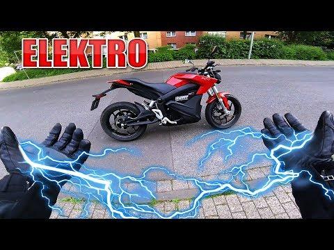 SIND ELEKTRO MOTORRÄDER GEFÄHRLICH? Zero SR Review - Test [Deutsch/German]