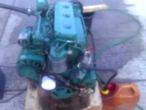 volvo penta 2003 28hp naturally aspirated marine engine youtube rh youtube com volvo penta 2003b manual manual volvo penta 2003t