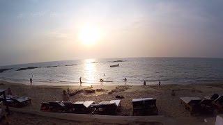 Anjuna Beach Goa India / Гоа Индия Анджуна