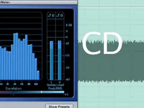 Metallica Death Magnetic - How to lose the Loudness War