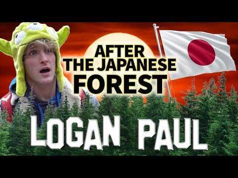 Logan Paul | After the Japanese Forest | YouTubers React