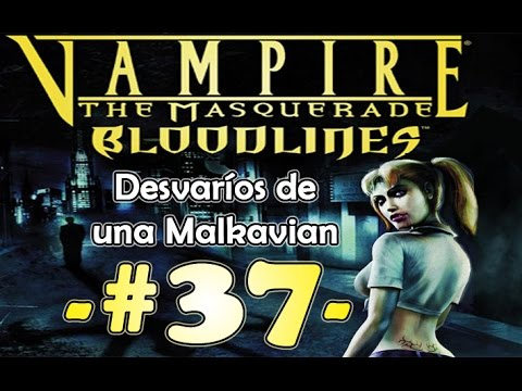 VAMPIRE THE MASQUERADE: BLOODLINES - Episodio 37 - Ming Xiao (Parte I)