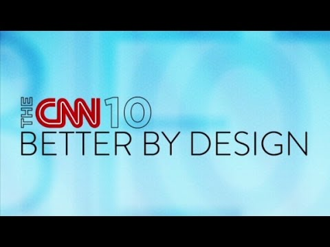 CNN 10: Better by design - CNN  - DRyMhZUSSzg -