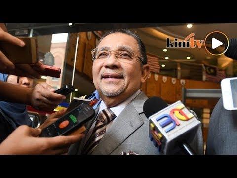 Isa Samad digugur calon BN Negeri Sembilan