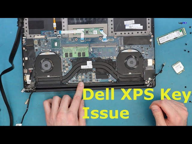 Dell XPS 9550 No Display   Is There a Fix?