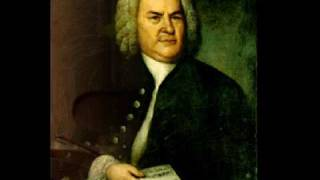 1721 JOHANN SEBASTIAN BACH - Minuet and Badinerie from Orchestral Suite No. 2 inB Minor