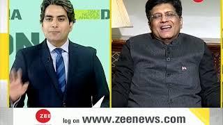 Exclusive: Sudhir Chaudhary speaks to Piyush Goyal on Budget 2019