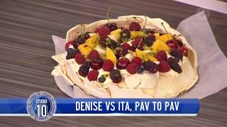 Pavlova Bake-Off w/ Ita & Denise | Studio 10