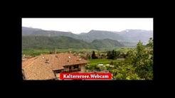 Kaltern im Zeitraffer: Der 21.08.2016 von Kalterersee.Webcam