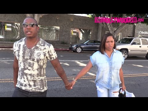 Ja Rule Speaks On Beef With 50 Cent Leaving The Ivy 8.29.15 - TheHollywoodFix.com