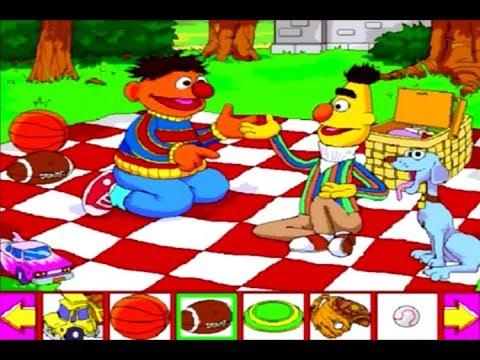 Sesame Street : Elmo\'s Art Workshop - YouTube