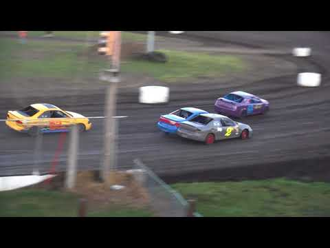 """Albert Auto Night"" Sport Compact feature Benton County Speedway 9/17/17"