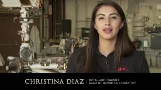 NASA Modern Figure: Christina Diaz