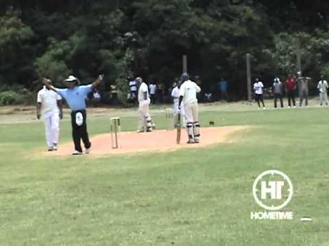2011 Chris Tufton Cricket Competition PT1