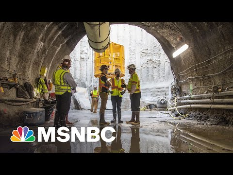 Why The GOP Rejecting Biden's Infrastructure Offer Is Good For Dems