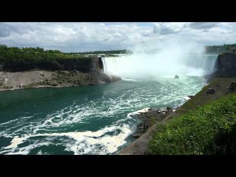 Ниагарский водопад Путешествие на выходных Новости США