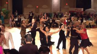 Viva! Las Vegas 2010 - World Promotions - Pro-Am Ballroom Dancing Competition