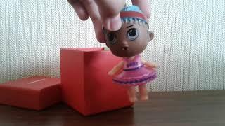 Речі (іграшки)з коробки,2 ч..