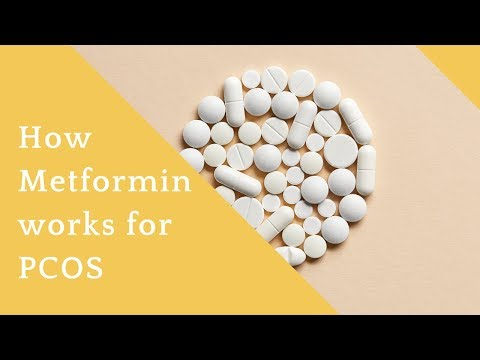 How Metformin Works For PCOS And Fertility